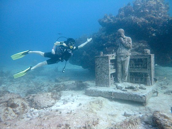 Los mejores lugares de buceo en México